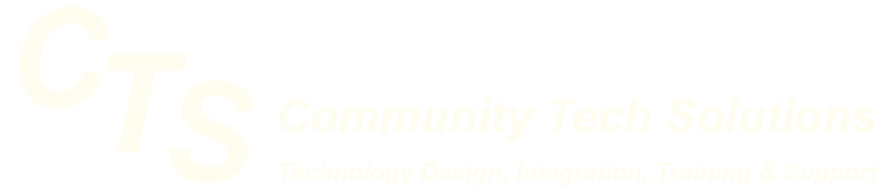 Community Tech Solutions